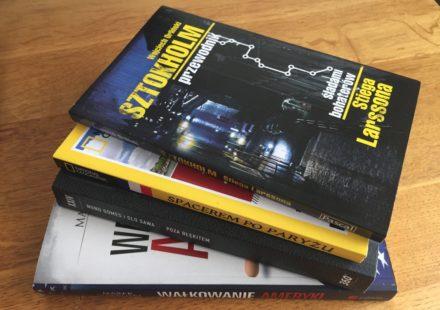 Książki Giveaway