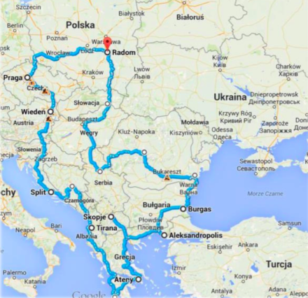 busekipa mapa