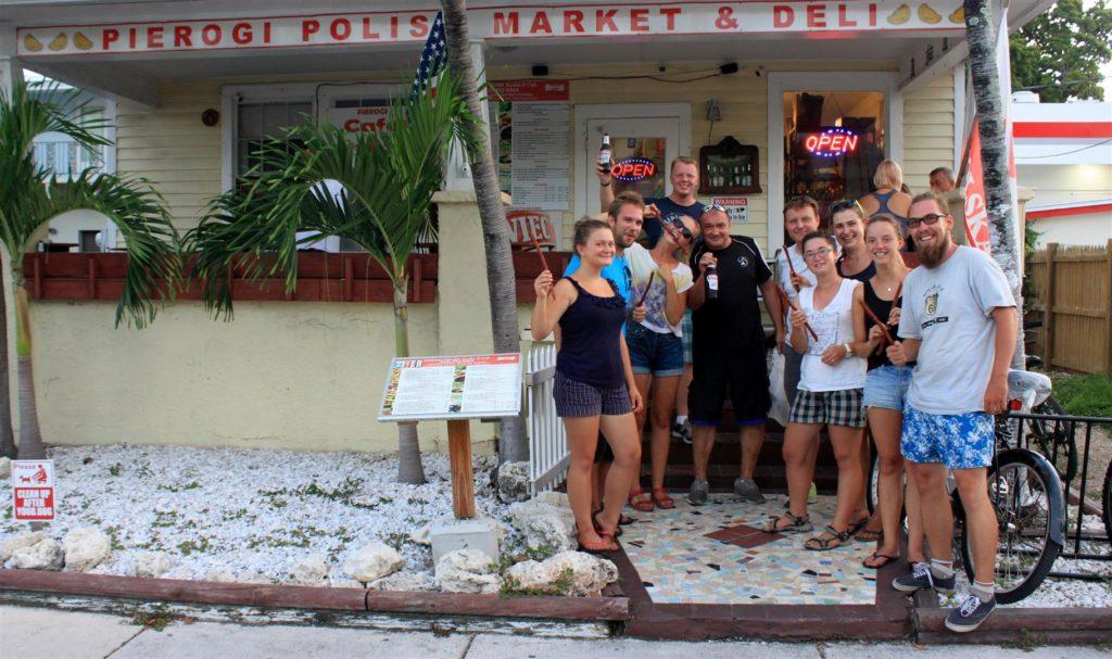 Polska gościna na Key West