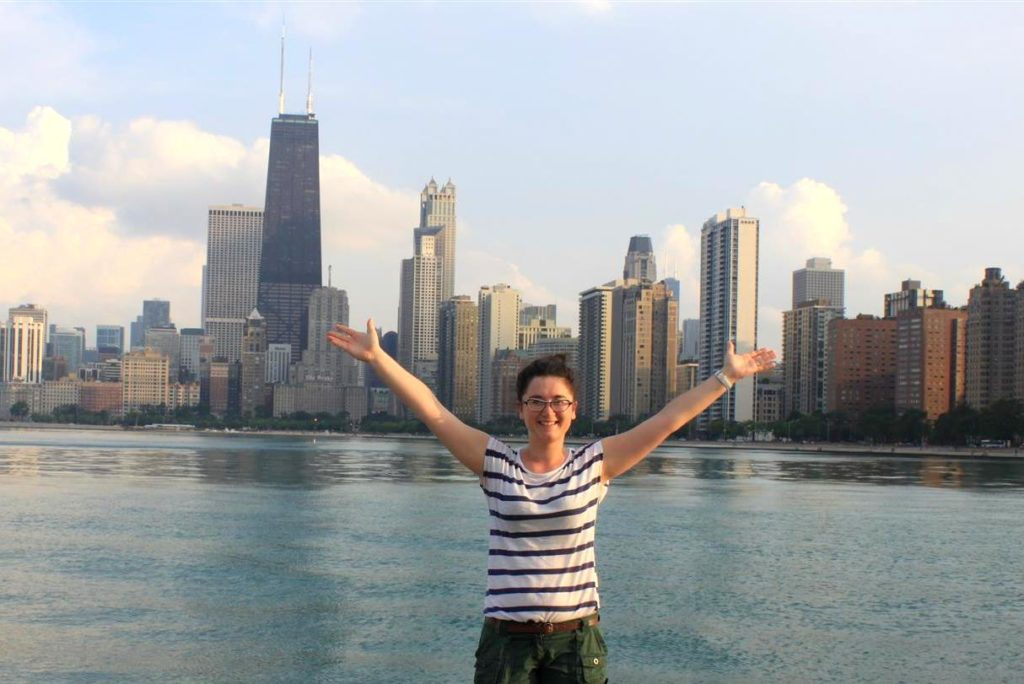 Wieżowce Chicago