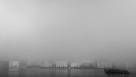 Mgła nad Triestem