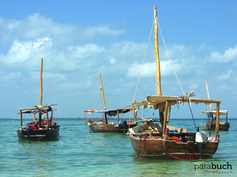 Plaże Zanzibaru