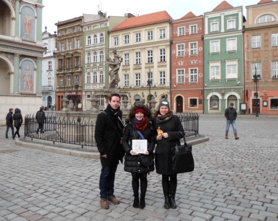 Filip Kortus, Agnieszka Idziak i Sylwia Maja Bartkowska