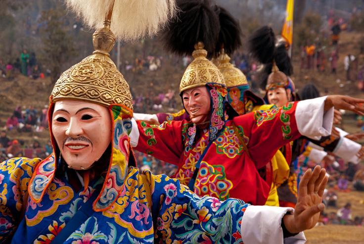 Bhutan - fot. Paweł Drozd