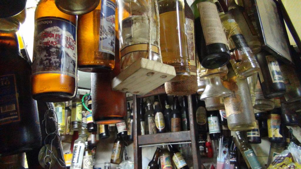 Miejscowy alkohol, główny składnik caipirinha.