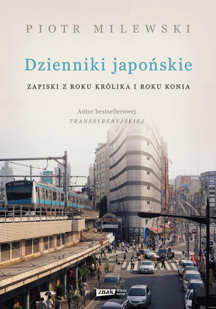 Milewski_Dzienniki japonskie_okladka_druk.indd