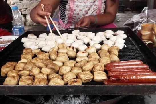 Snacki, Yuanyang, Chiny
