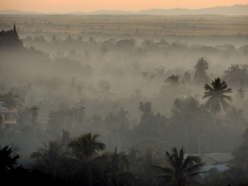 Mgły Mrauk U