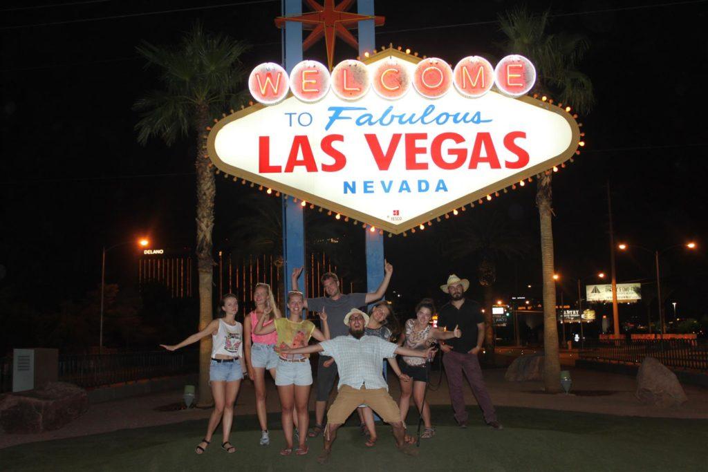 Las Vegas - najbardziej wyczekiwany punkt trasy