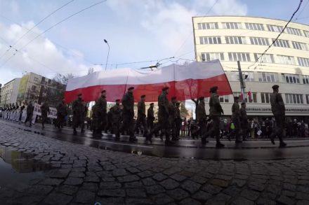 Marsz w Gdyni