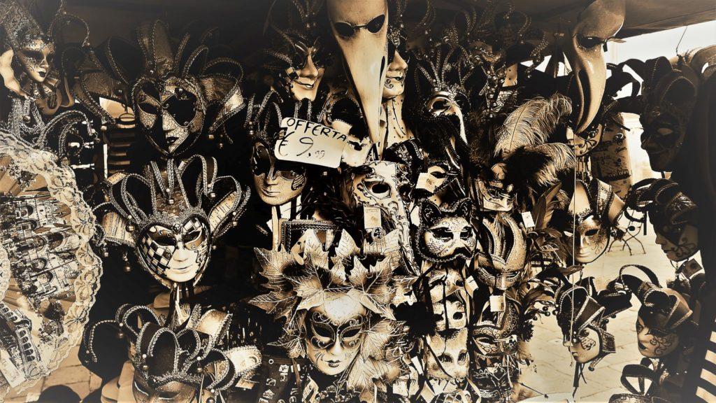 Maski w Wenecji